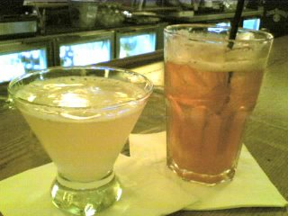 Drinks at Bar Louie